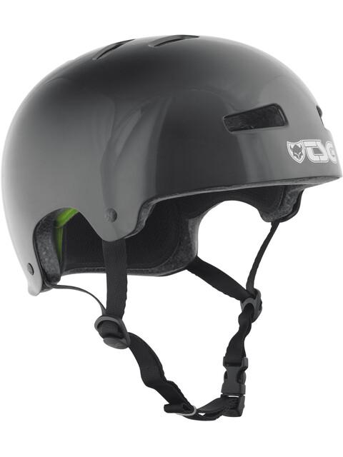 TSG Evolution Injected Color Cykelhjälm svart